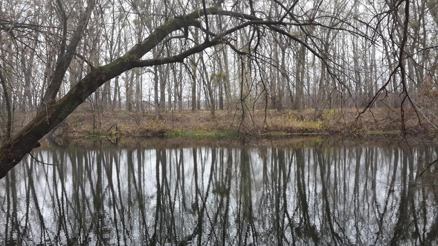 Гадяч. Річка