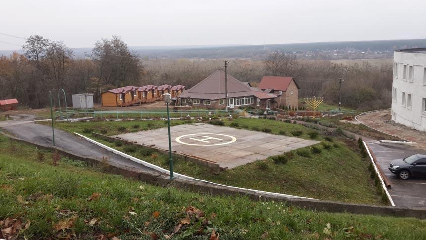 Гадяч. Центр паломництва євреїв