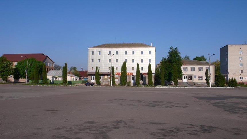 Готель в Андрушівці