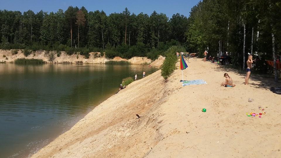 Озеро Підкова