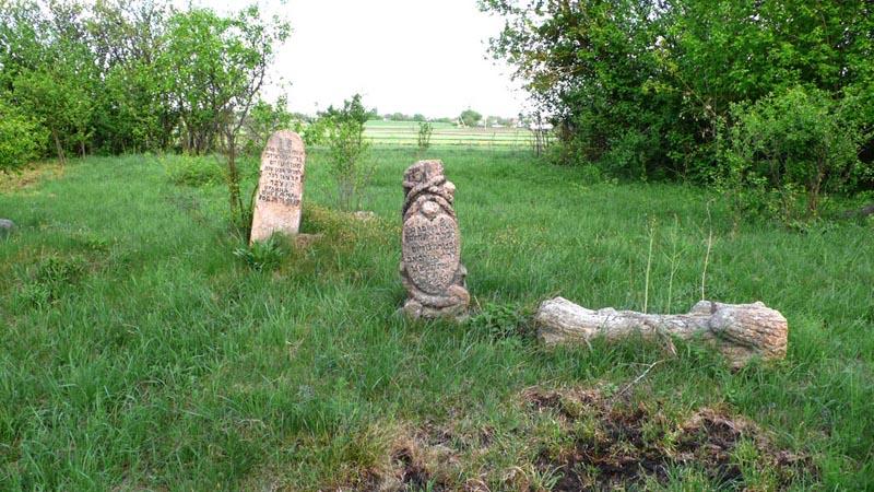 Старовинний єврейський цвинтар у Паволочі