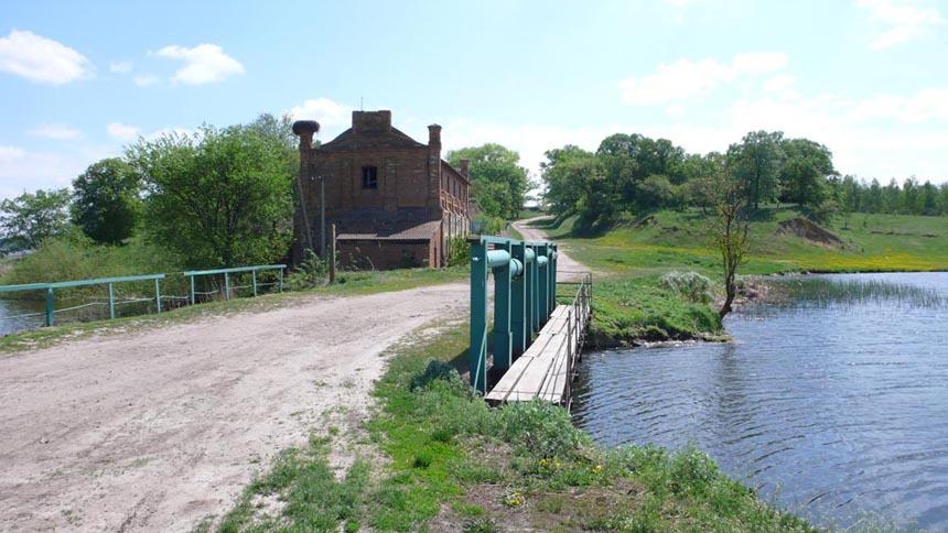 Водяний млин у Романівці
