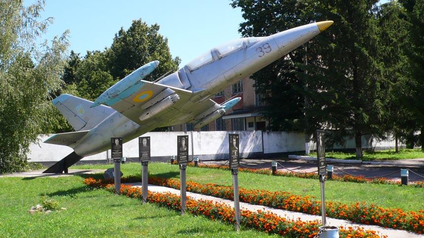 навчально-бойовий літак Л-39