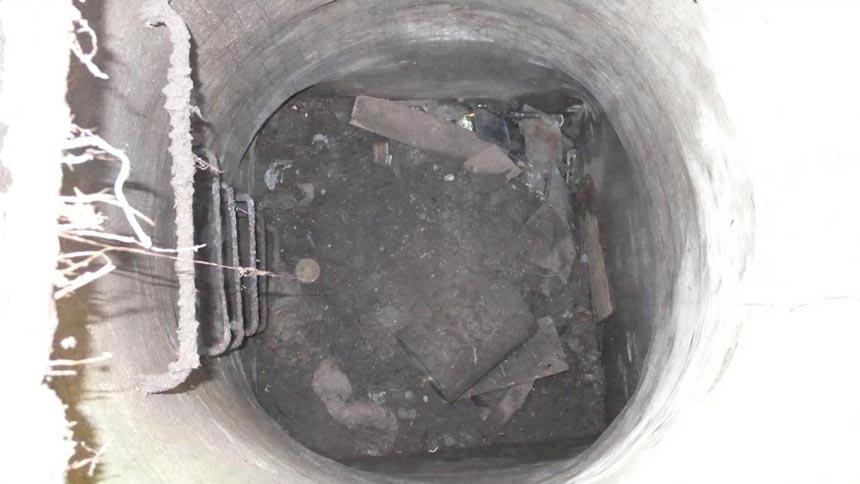 Ходорків, підземні ходи