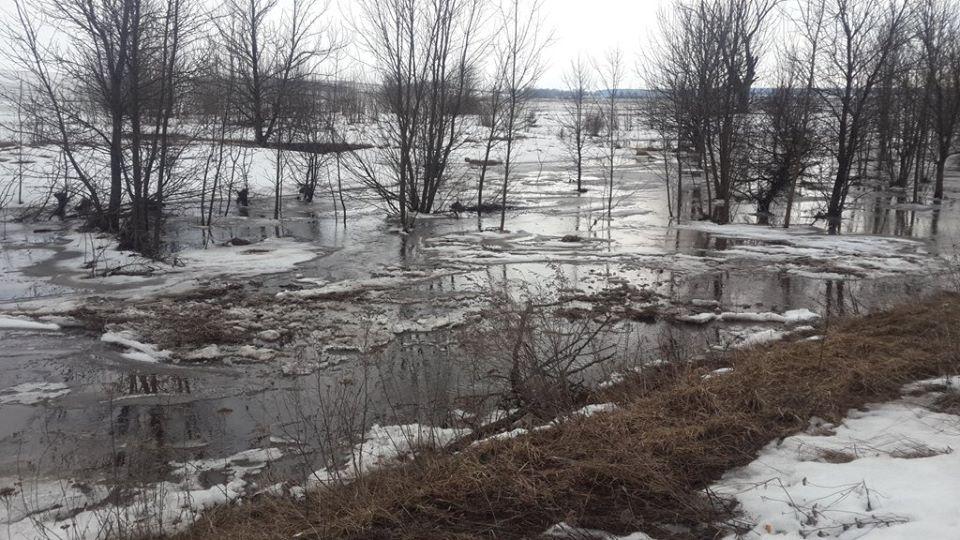 Весна на Полтавщині