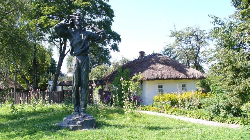 Літературно-меморіальний музей О. Л. Довженка