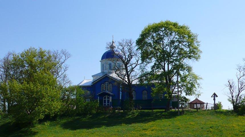 Стара Котельня, церква
