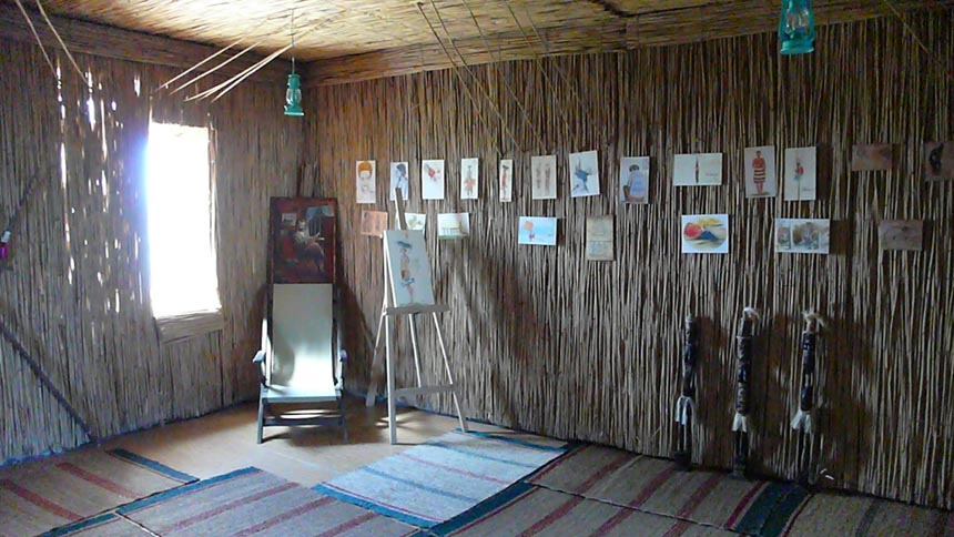 Батурин, музей Миклухо-Маклая
