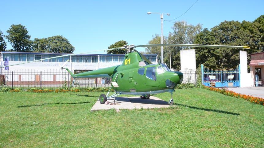 Вертоліт Ми-1