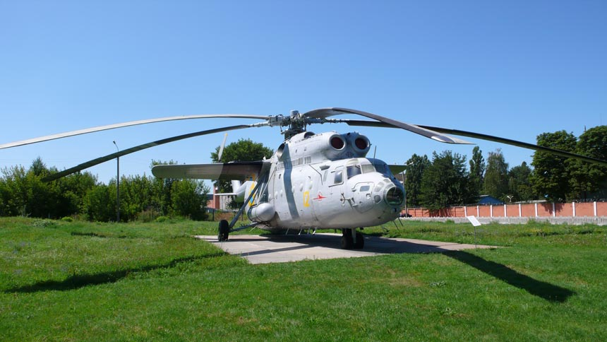 Вертоліт Ми-6АЯ (Ми-22)